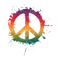 Peace Colored Bio