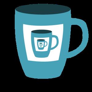 Cupception Tasse Geschenk
