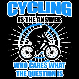 Radsport Geschenk