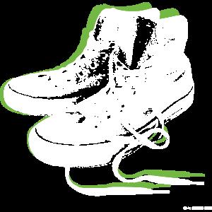 Pop Art Sneakers
