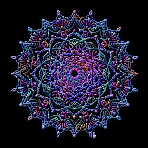ornamentale Mandala