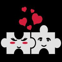 Puzzle-Paar