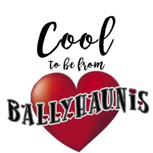 Ballyhaunis tshirt Recovered