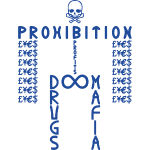 PROHIBITION (BLUE)