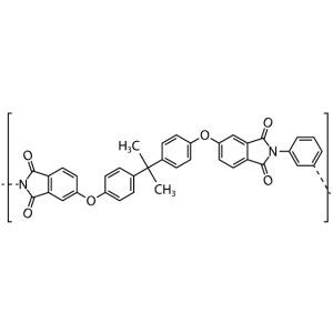 Polyetherimide (PEI) molecule.