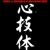 Shin - Gi - Tai Der Geist, die Technik und der Körper
