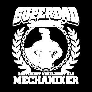 Mechaniker - Superdad Geschenk
