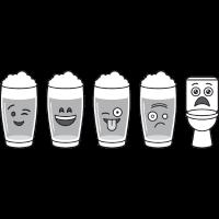 Ablauf des heutigen Tages – Emojis