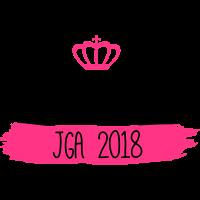 JGA 2018 Einhorn Unicorn