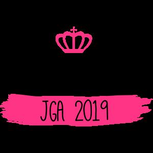 JGA 2019 Einhorn Unicorn