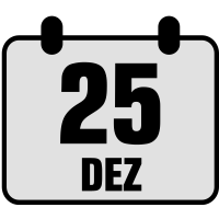 25 dezember jahrestag geburtstag 2c