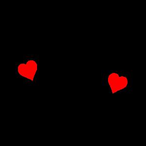 Mannschaft - Team mit Herz