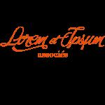 Lorem et Ipsum associés 2 couleurs