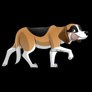 Beagle-Dieb