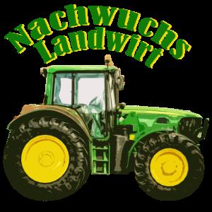 Nachwuchs Landwirt Traktor Geschenk