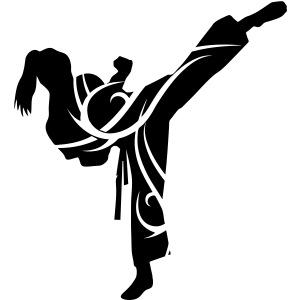 Tribal Kampfsport female de