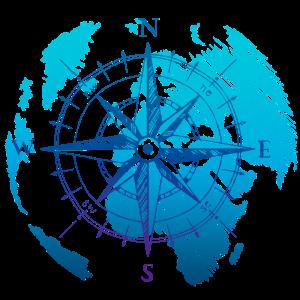Kompass Welt