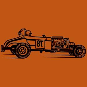 Hot Rod / Rat Rod 01_schwarz