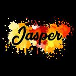 Jasper. transparent