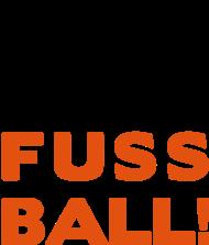 Fan-Shirt: Live Love Fussball!