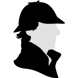 Sherlock Holmes Funny Hat