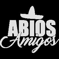 Abios Amigos - Abi 2018 - Abitur Abschluss Sprüche