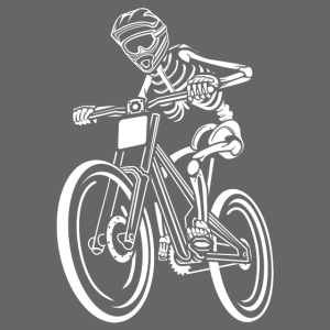 BMX / Mountain Biker 04_weiß
