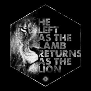 Lion Coming Soon von JT4Christ