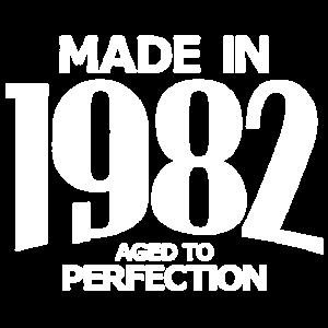 MADE 1982 PERFEKTION