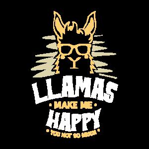 Lama Alpaka Kamel Tier Witzig Lustig Geschenk
