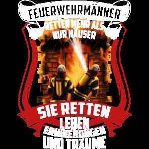 Feuerwehr Feuerwehrmann 112 Kameradschaft Geschenk