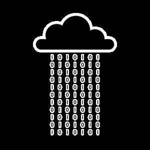 Digital Cloud white