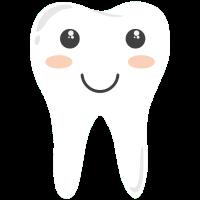 smiling Teeth.