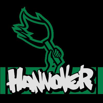 Hannover - Pyro - Hannover Pyro Fanshirt - design: blockkontrolle.de - stadt,pyro,hanno,flagday,fans,choreo,arena,Ultras,Städteshirt,Stimmung,Stadion,Niedersachsen,Hannover,Fanshirt,Fankurve,Fanblock,Fan