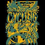 Sport course cycliste