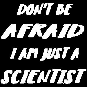 Scientist Wissenschaft nerdy