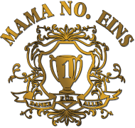 Muttertag Shirt: mama no eins