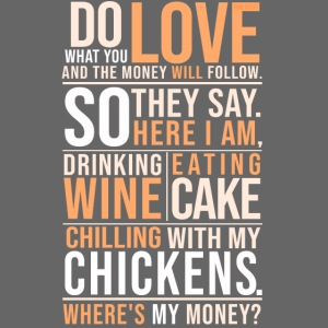 Wine,Cake,Chickens - III