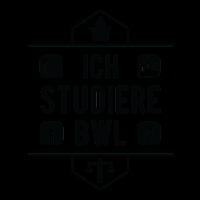Ich studiere BWL - Studentenshirt