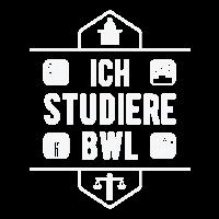 Ich studiere BWL Betriebswirtschafts-Shirt