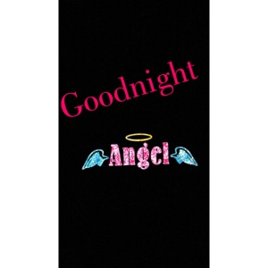 goodnight Angel Snapchat