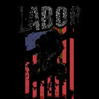 Tag der Arbeit - Amerika - Amerikaner - Tag der Arbeit Shirt