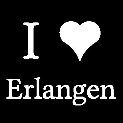 Erlangen - T-Shirt - Erlangen ist deine Stadt? Dann greife jetzt zu! - stadt,deutschland,brd,Erlangen,8520