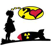 Are you lovely? Bomb Girl love comic / Atomic Bomb