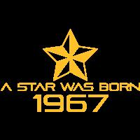 A Star was born - stern geburtstag geboren 1967
