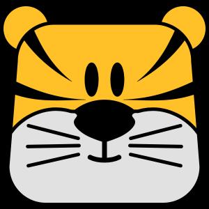Tiger pillowpet