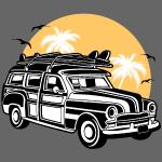 Chevy Cadilac Woodie / Oldtimer Kombi 01_3c