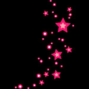 Sterne Glitzer Feenstaub