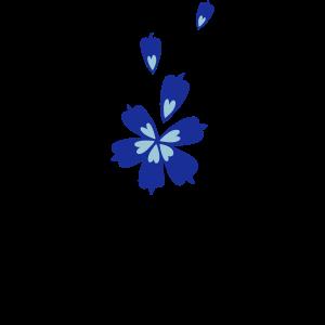 Blatt der Blume
