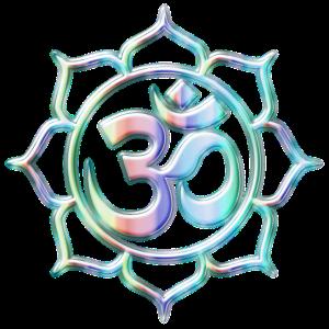 Namaste bunter verlauf